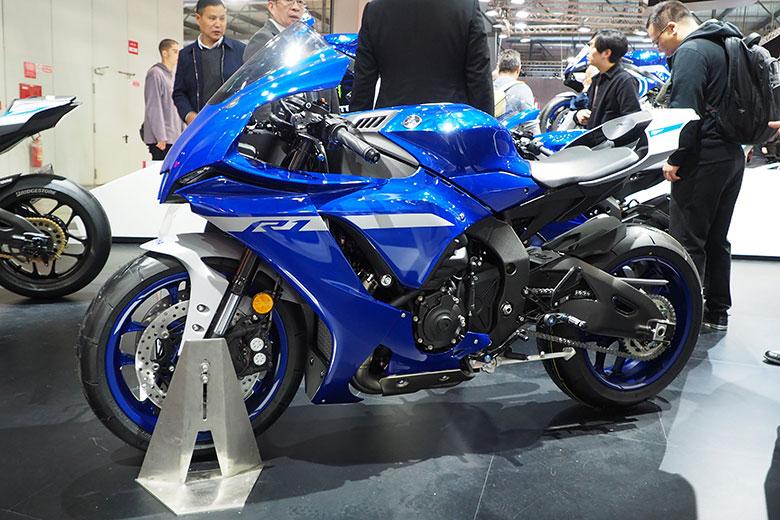 Yamaha YZF-R1 2020, Icon Blue (c) Gminero - Where Milan