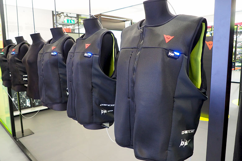 The Smart Jacket by Dainese (c) Gminero - Where Milan