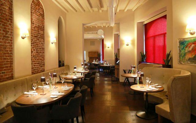 L'Alchimia restaurant