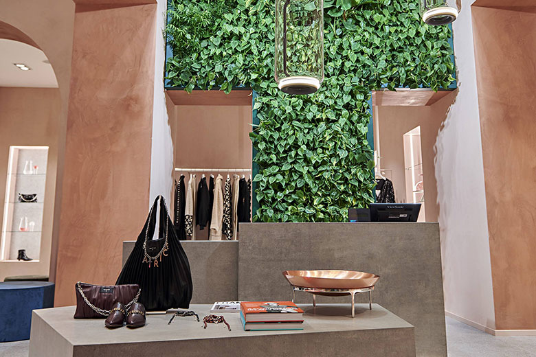 The new boutique by BEATRICE .b in Milan