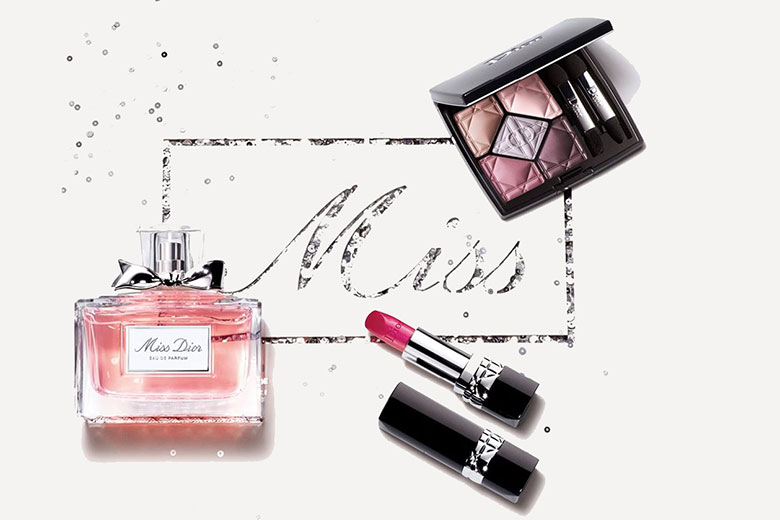 One of the Holiday Season beauty collections by Dior