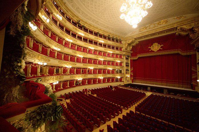 Teatro alla Scala (c) Rudy Amisano