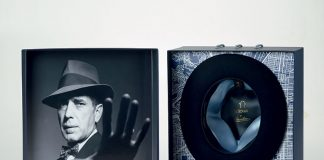 Borsalino, The Bogart cut 3 hat