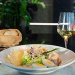 Caesar Salad from Casa Milan - Bistrot dello Sport