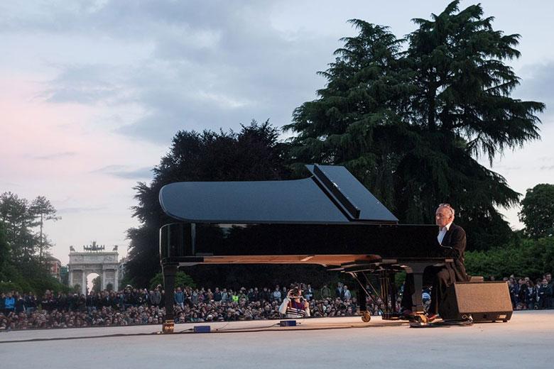 PianoCity, Nyman ph Nicola Sacco