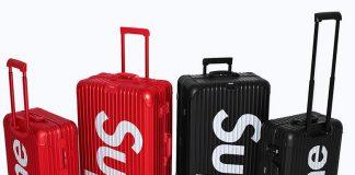 Luggage by Supreme x Rimowa (c) Supreme