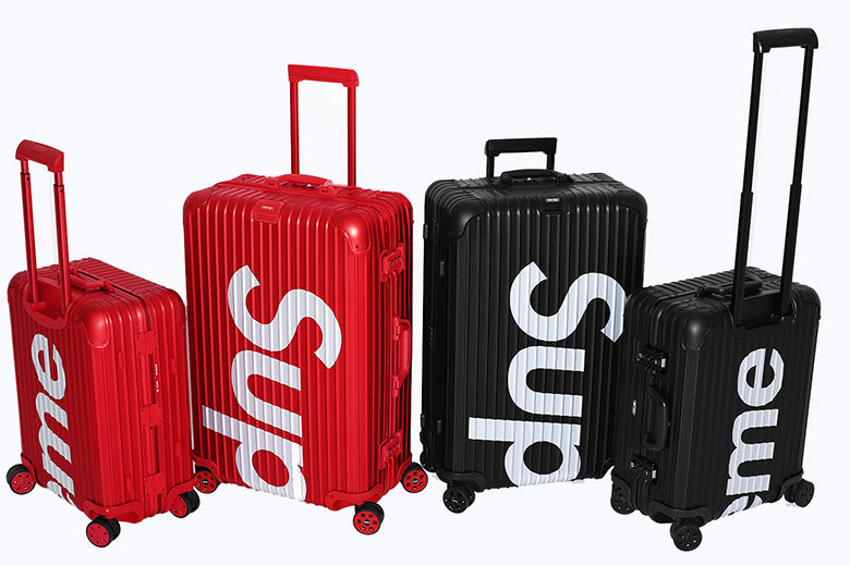 Luggage by Supreme x Rimowa (c) Supreme