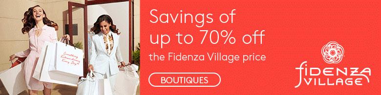 Sales Fidenza Village