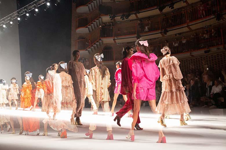 Milan Fashion Week Women's, September 2020