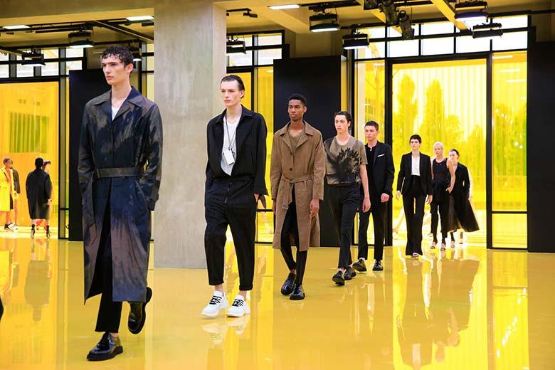 Men's Fashion Week, September 2020