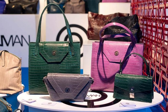 Bags from the 2019 edition of MIPEL