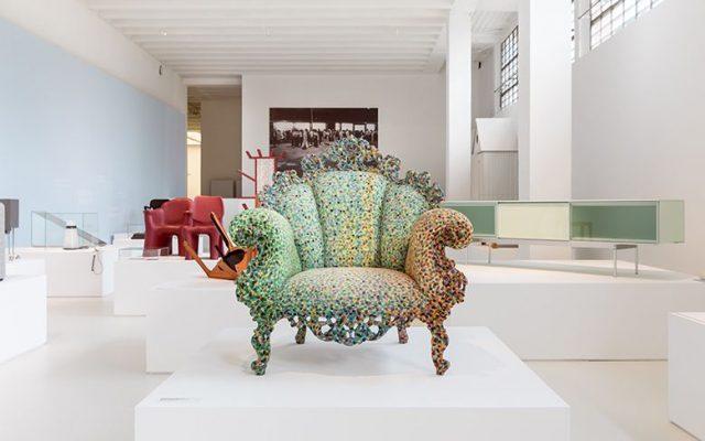 Museo del Design Italiano (c) Triennale Milano. Photo credits Gianluca Di Ioia