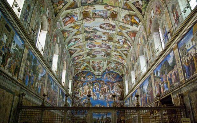 Cappella Sistina - Sistine Chapel in Rom