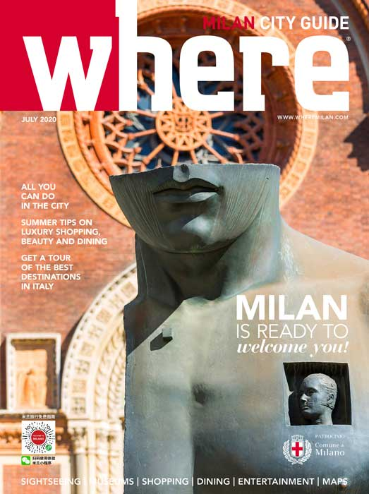 Where Milan n 117 July 2020
