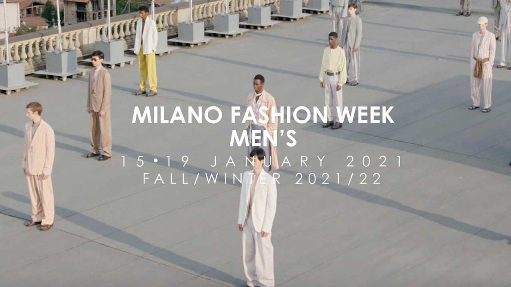 Milano Fashion Week Men's, January 2021