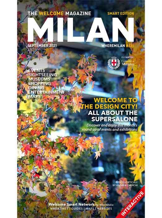 Milan Welcome Magazine September 131