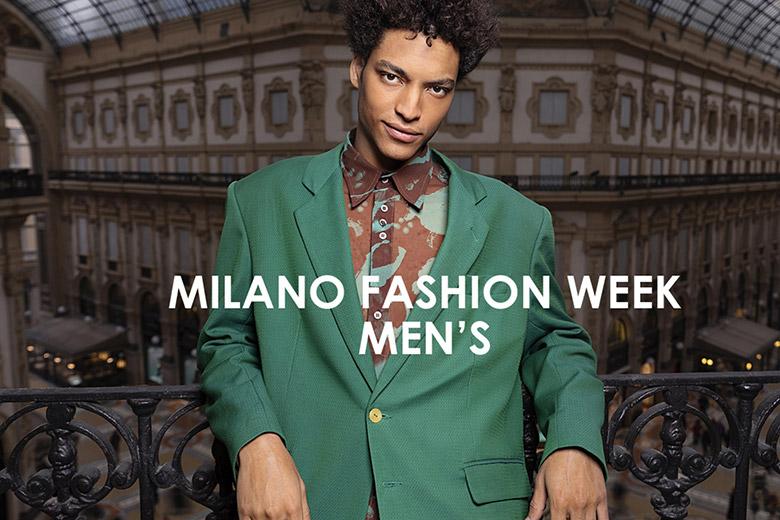 Milano Fashion Week Men's (c) Camera Nazionale della Moda Italiana