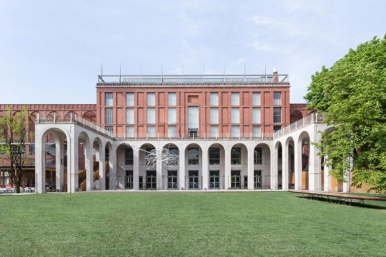 Triennale di Milano, photo credits Gianluca Di Ioia
