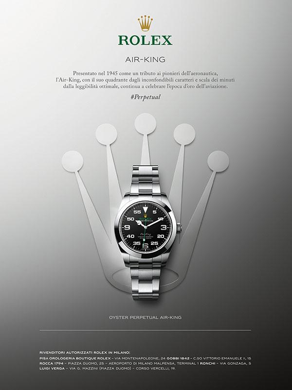 Rolex Milano November 2020 ita