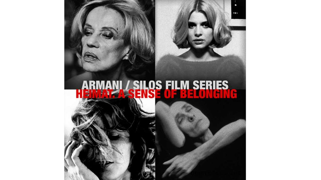 Armani/Silos Film Series Heimat