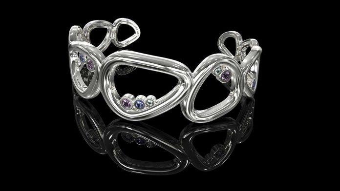 Milano Jewelry Week, Conte di Ramello-Ritmo Collection Bracelet