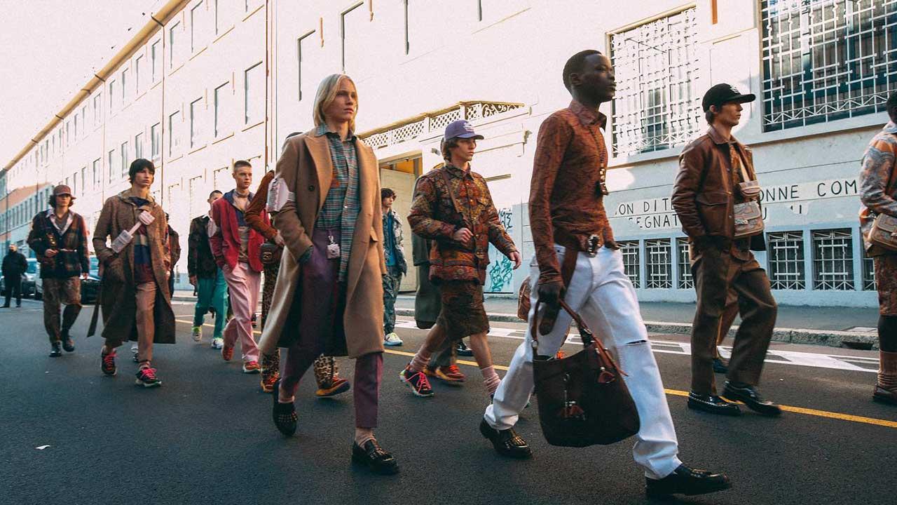 Milan Fashion Week Men's 2021