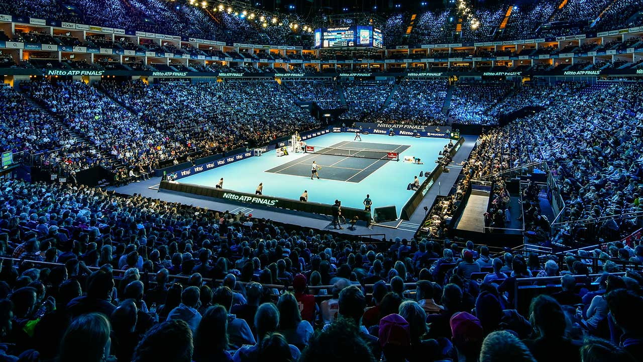 NITTO ATP Finals 2021, in Turin