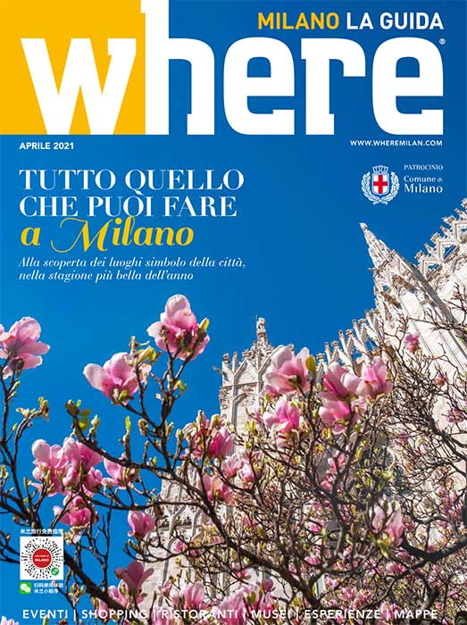 Where Milan Aprile 2021 IT