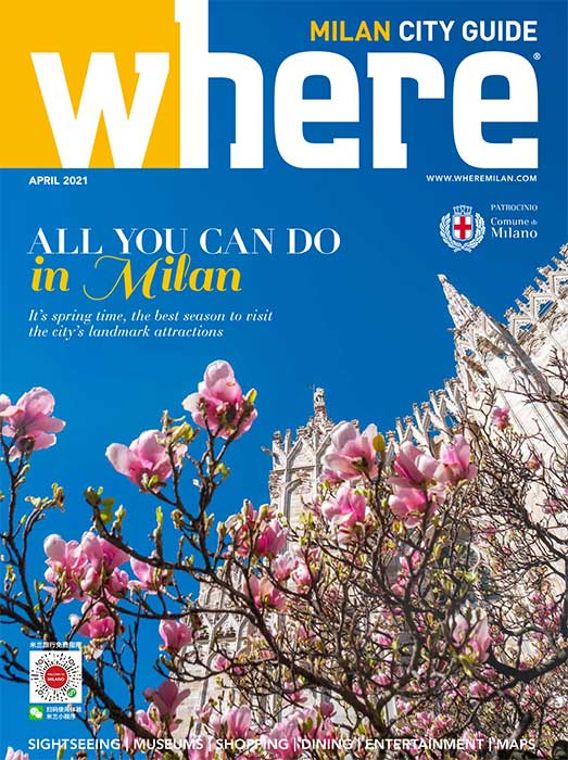 Where Milan n 126 April 2021