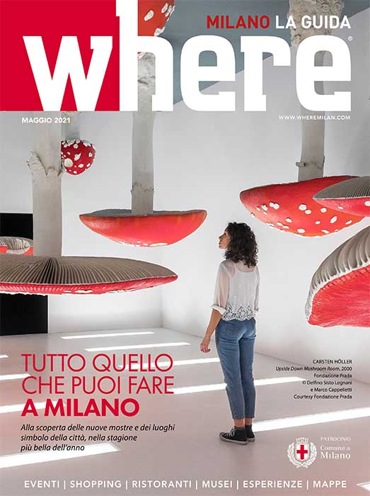 Where Milan Maggio 2021