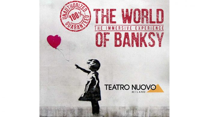 The world of Banksy, at Teatro Nuovo