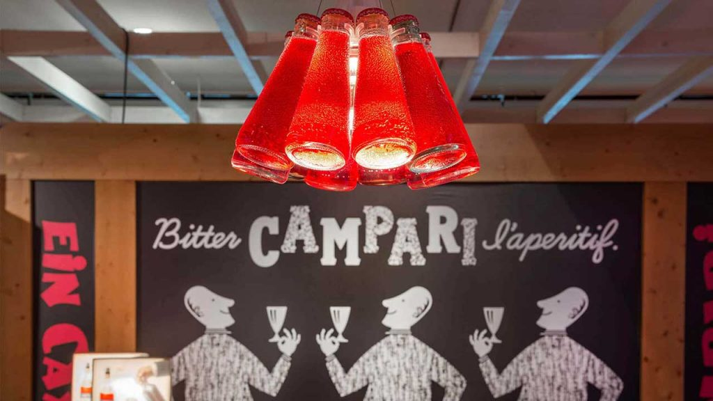 Art & Mixology at Galleria Campari