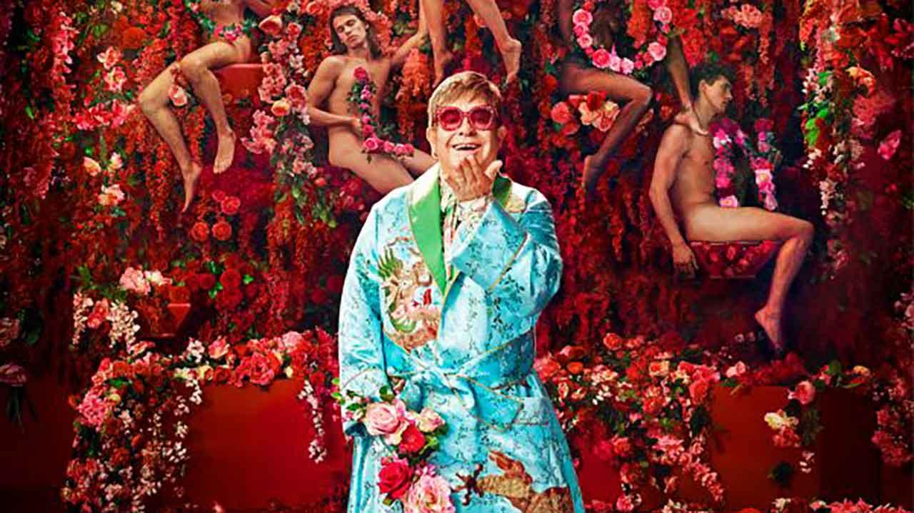 Elton John. Farewell Yellow Brick Road: The Final Tour