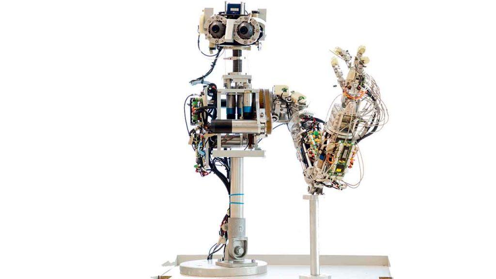 Robots at MUDEC Museum of Cultures