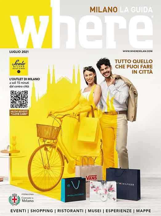 Where Milan Luglio 2021 IT