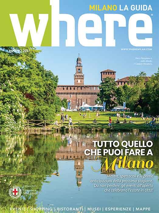Where Milan IT Agosto 2021