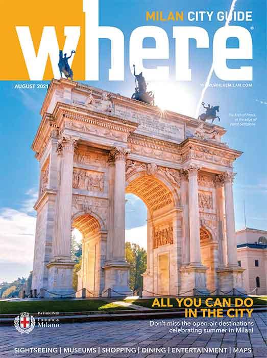 Where Milan n 130 August 2021
