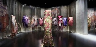 The permanent collection at Armani/Silos