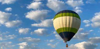 Hot air balloon by Aeronord Aerostati