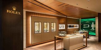 The new Rocca 1794 boutique at Malpensa Airport