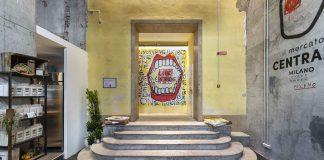 Access to Mercato Centrale Milano