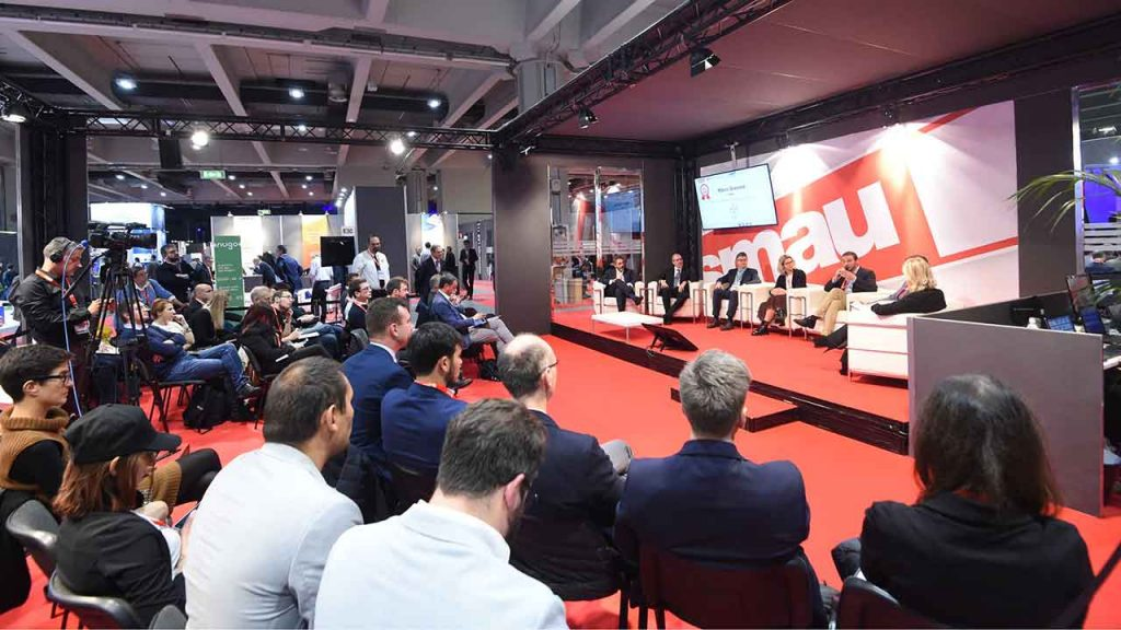 A shot from the 2019 edition of SMAU