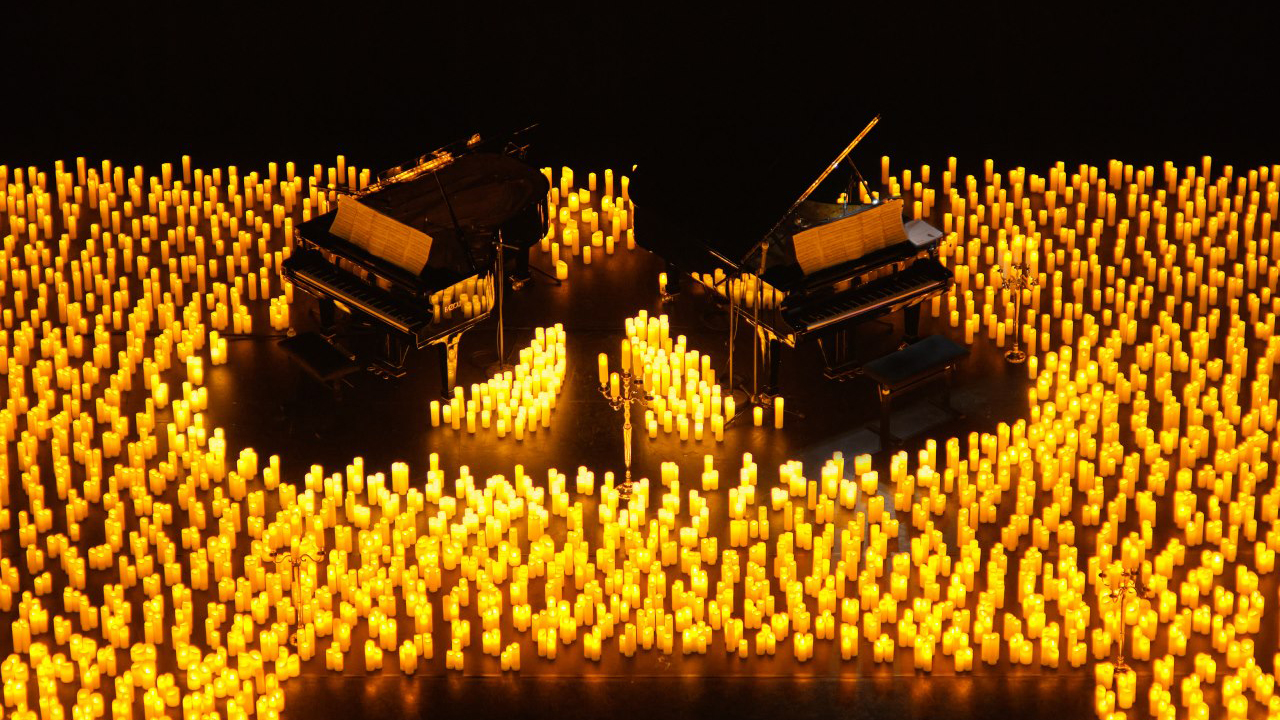 Candlelight concerts in Milan