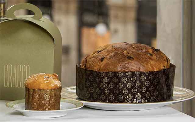 Panettone by Cracco