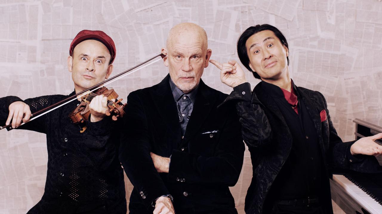 John Malkovich - The Music Critic &copy Teatro degli Arcimboldi