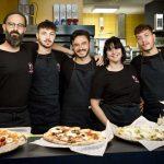 Pizza artisans at Mercato Centrale Milano