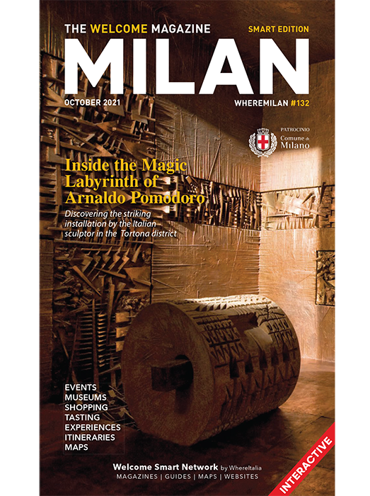 Milan Welcome Magazine n 132 October 2021