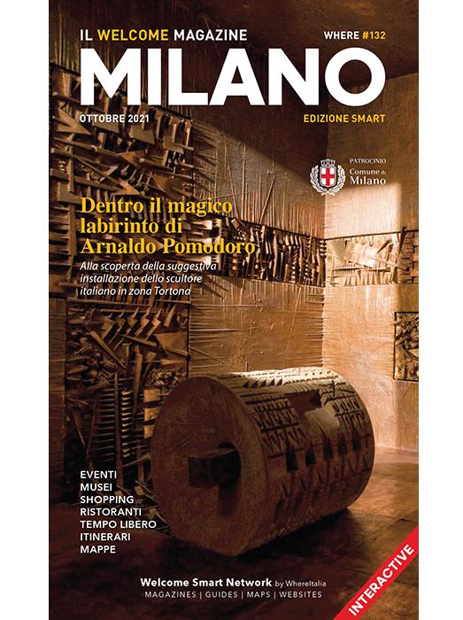 Milano Welcome Magazine n 132 Ottobre 2021